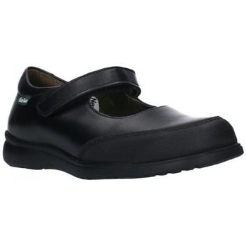 Zapatos Niña Bailarinas-manoletinas Gorila 30200 Niña Negro noir