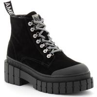 Zapatos Mujer Zapatillas altas No Name  Noir