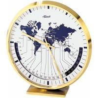 Casa Relojes Hermle 22704-002100, Quartz, White, Analogue, Classic Blanco