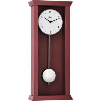 Casa Relojes Hermle 71002-360141, Quartz, White, Analogue, Rustic Blanco