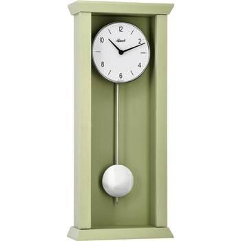 Casa Relojes Hermle 71002-U70141, Quartz, White, Analogue, Rustic Blanco