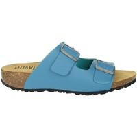 Zapatos Mujer Zuecos (Mules) Novaflex FELETTO Azul claro