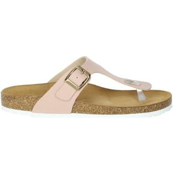 Zapatos Mujer Chanclas Novaflex FAVIGNANA Rosa polvo