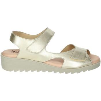 Zapatos Mujer Sandalias Novaflex BASSIANO Platino