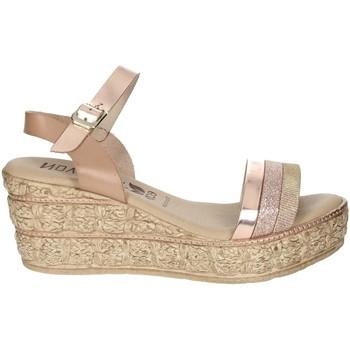 Zapatos Mujer Alpargatas Novaflex BARATILI Rosa polvo