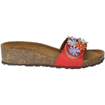Zapatos Mujer Zuecos (Mules) Novaflex AMPEZZO Rojo