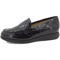 Zapatos Mujer Mocasín Piesanto 215544 Azul