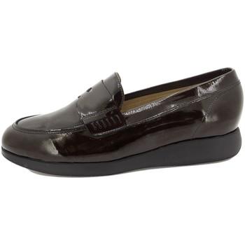 Zapatos Mujer Mocasín Piesanto 215544 Marrón