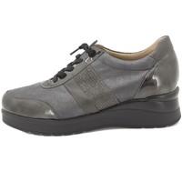 Zapatos Mujer Derbie Piesanto 215751 Gris
