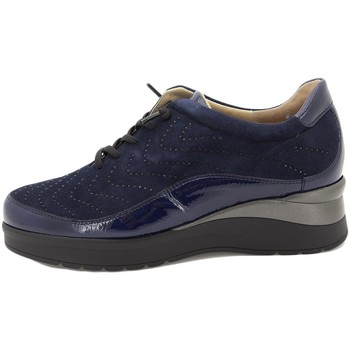 Zapatos Mujer Derbie Piesanto 215754 Azul
