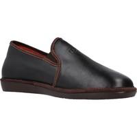 Zapatos Hombre Pantuflas Nordikas 7517 Negro