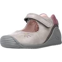 Zapatos Niña Derbie & Richelieu Biomecanics 211111 Gris