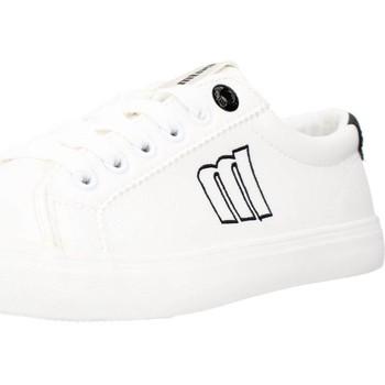 Zapatos Mujer Zapatillas bajas MTNG 60142M Blanco
