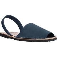 Zapatos Hombre Sandalias Pons Menorca 550P Azul