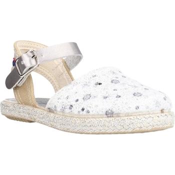 Zapatos Niña Alpargatas Conguitos LVS14543 Plata