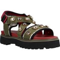 Zapatos Mujer Sandalias Noa Harmon 8725N Verde