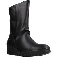 Zapatos Mujer Botines Fly London P501228000 Negro