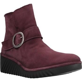 Zapatos Mujer Botines Fly London P501334003 Rojo