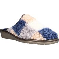 Zapatos Mujer Pantuflas Nordikas NORY Azul
