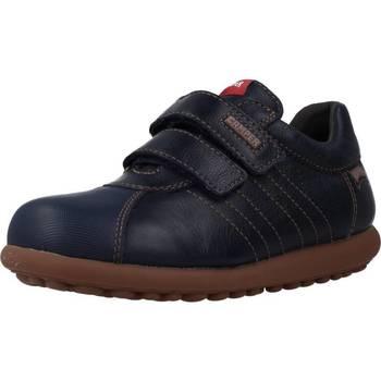 Zapatos Niño Zapatillas bajas Camper PELOTAS ARIEL KIDS Azul