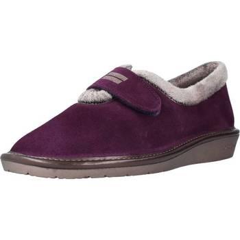 Zapatos Mujer Pantuflas Nordikas 6348N Violeta