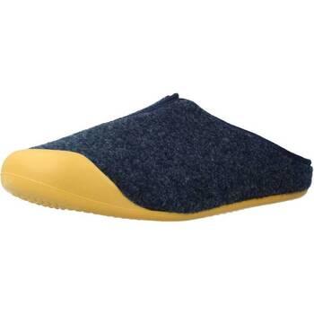 Zapatos Hombre Pantuflas Nordikas 9925 Azul