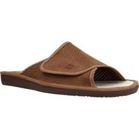 Zapatos Hombre Pantuflas Nordikas 3116N 3116 Marron