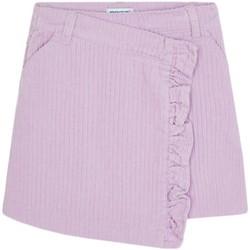 textil Niña Shorts / Bermudas Mayoral Falda pana Rosa