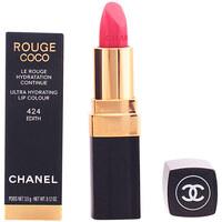 Belleza Mujer Pintalabios Chanel Rouge Coco Lipstick 424-edith 3.5 Gr