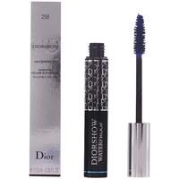Belleza Mujer Máscaras de pestañas Dior Diorshow Mascara Waterproof 258-azur 11.5 Ml