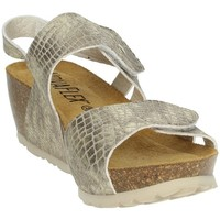 Zapatos Mujer Sandalias Novaflex FERENTILLO Platino