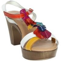 Zapatos Mujer Sandalias Novaflex BASIGLIO Blanco