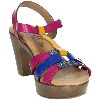 Zapatos Mujer Sandalias Novaflex BASIANO Fucsia