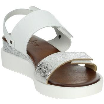 Zapatos Mujer Sandalias Novaflex BAIANO Blanco/Argent