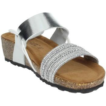 Zapatos Mujer Sandalias Novaflex AMBIVERE Plata