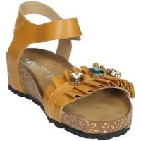 Zapatos Mujer Sandalias Novaflex AGLIE Mostaza