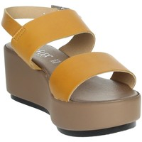 Zapatos Mujer Sandalias Novaflex ACQUARO Mostaza