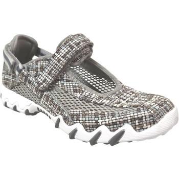 Zapatos Mujer Zapatillas bajas Allrounder by Mephisto Niro filet Gris claro