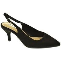 Zapatos Mujer Zapatos de tacón D Angela ZAPATO FIESTA  NEGRO Negro