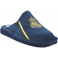Zapatos Hombre Pantuflas Andinas Ir por casa caballero  918-90 azul Azul