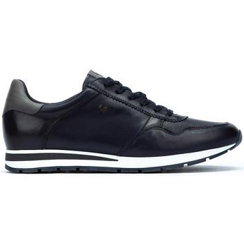 Zapatos Hombre Zapatillas bajas Martinelli EDWARD 1566 MARINO