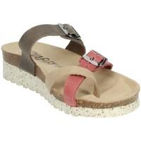Zapatos Mujer Chanclas Novaflex FENESTRELLE Rosa polvo