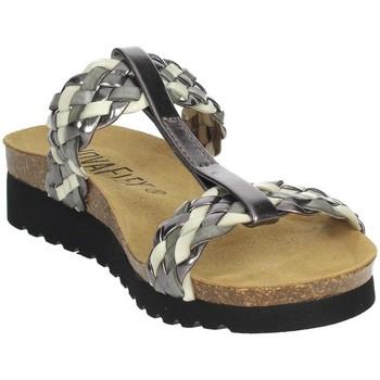 Zapatos Mujer Sandalias Novaflex FENEGRO Gris antracita
