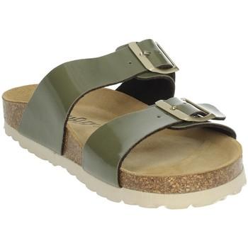 Zapatos Mujer Chanclas Novaflex FAULE Verde obscuro