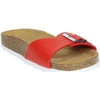 Zapatos Mujer Zuecos (Mules) Novaflex FASANO Rojo