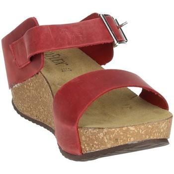 Zapatos Mujer Zuecos (Mules) Novaflex ANNICCO Rojo