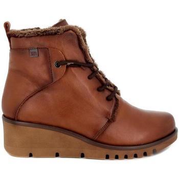 Zapatos Mujer Botas Pepe Menargues 20832 marrón