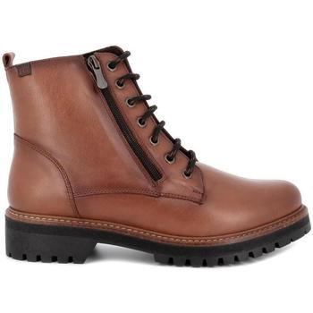 Zapatos Mujer Botas Pepe Menargues 20304 marrón