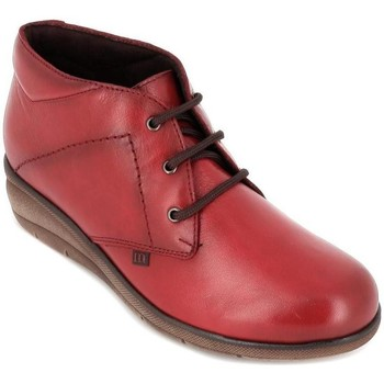 Zapatos Mujer Botas Pepe Menargues 20665 rojo