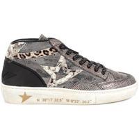 Zapatos Mujer Zapatillas altas Cetti C-1267 gris